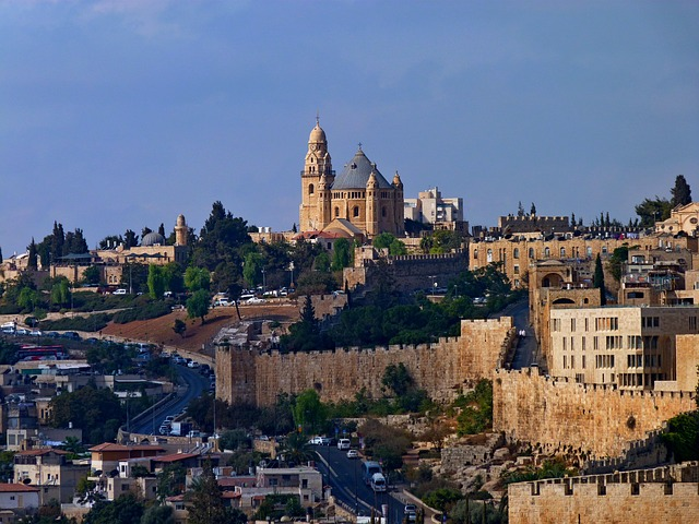 טיול בירושלים עם ילדים