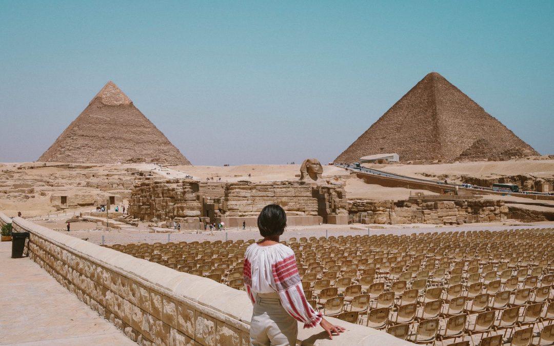 הרפתקאות במצרים