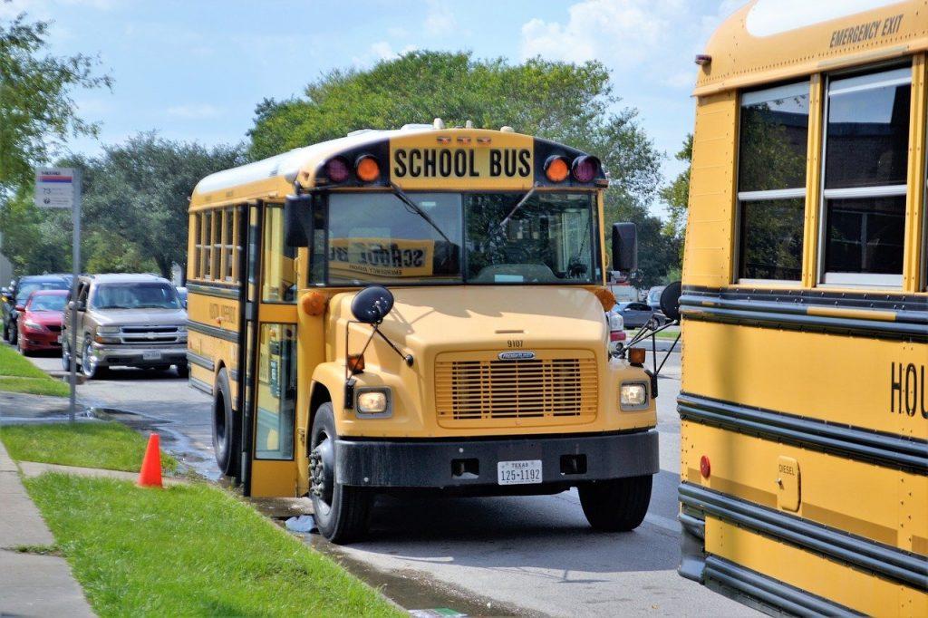 הסעות ילדים לבית ספר